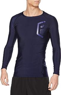 [アシックス] トレーニングウエア ベースレイヤー長袖シャツ 2031C272 メンズ