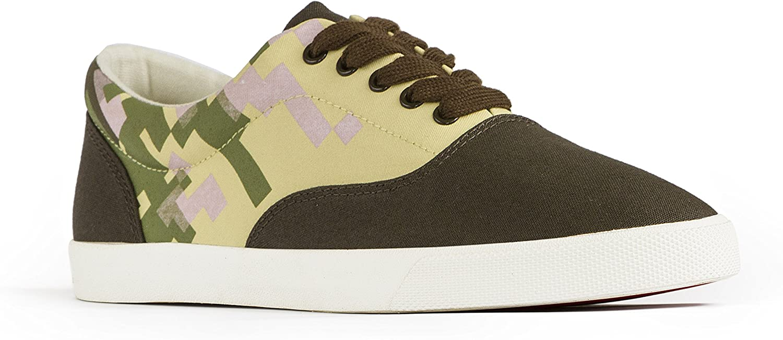 7d7cb47ad2652 Bucketfeet - Earthtones - Fashion Sneakers Men's nuvkqi169-New Shoes