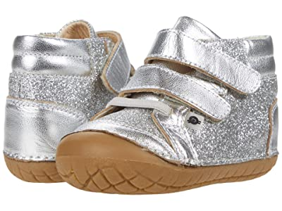 Old Soles Glamster Pave (Infant/Toddler) (Silver/Glam Argent) Girl