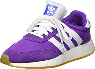 adidas Originals Womens I-5923 Casual Lace Up Trainers Sneakers Shoes - Purple