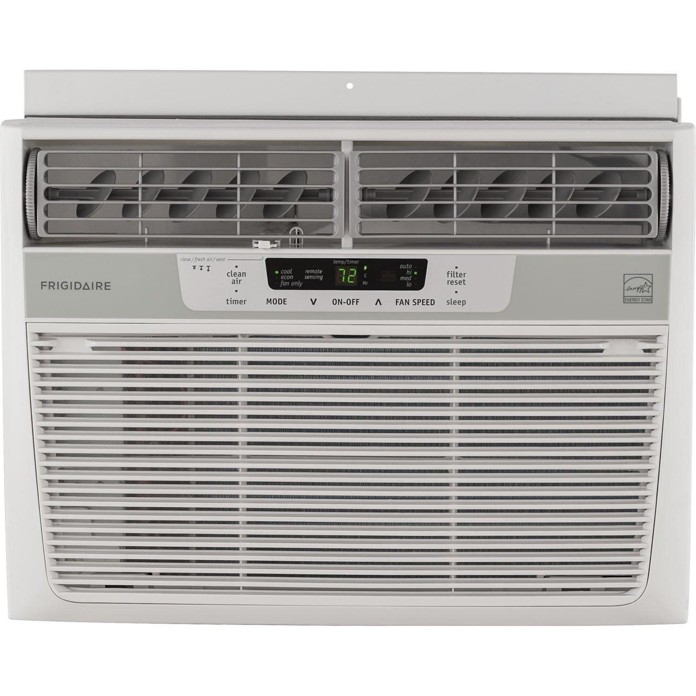 Frigidaire Window Mounted Compact Conditioner Temperature