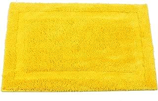 golden yellow bath rugs