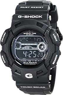 G-Shock Men's GR9110BW-1D Black Digital Resin Watch