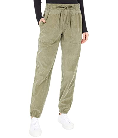 P.J. Salvage Glamping Life Joggers (Olive) Women