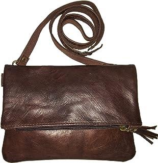 baratas para descuento 90416 0172e Amazon.es: Bolsos Artesanales De Cuero - Bolsos para mujer ...