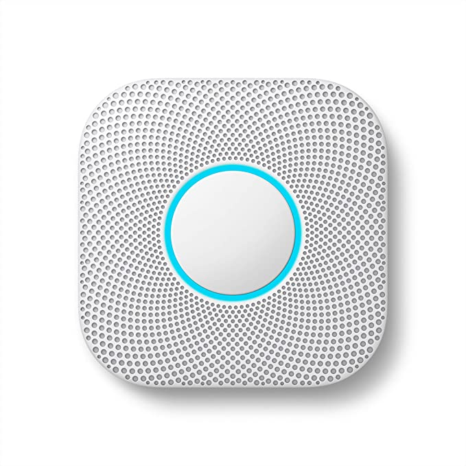 Google S3003LWES Nest Protect Alarm-Smoke Carbon Monoxide Detector