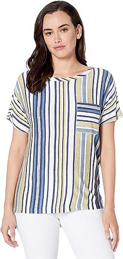 Bluebell Stripe
