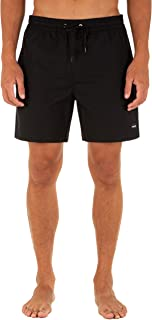 """Hurley Men's One and Only Solid 17"""" Volley Board Short"""
