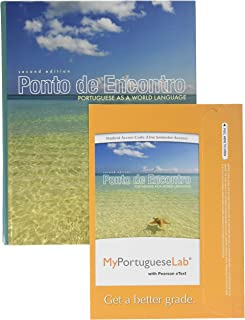 Ponto de Encontro: Portuguese as a World Language and MyPortugeseLab with eText and Access Card (2nd Edition)
