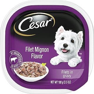 Cesar Gourmet Filets Mignon Flavor