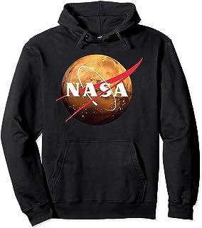 NASA Mars Felpa con Cappuccio