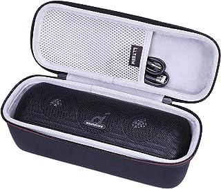 LTGEM EVA Hard Case for Anker Soundcore Motion+ Bluetooth Speaker - Travel Protective Carrying Storage Bag