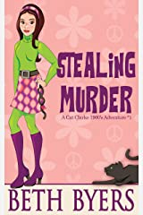 Stealing Murder: A Cat Clarke 1960s Adventure (The Cat Clarke 1960s Mysteries Book 1) Kindle Edition