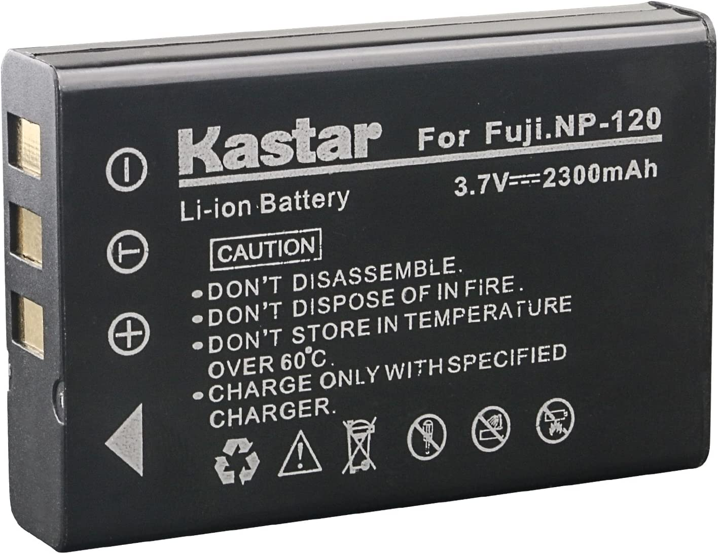 Kastar 1-Pack Sales Battery Replacement for DB-43 Ricoh Caplio Mesa Mall