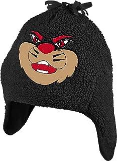FOCO NCAA Unisex Mascot Plush Tassel Hat