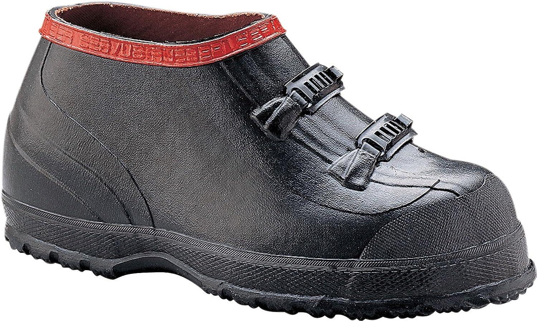 Ranger 5  Rubber Supersized Men's Overshoes, Black (T469)