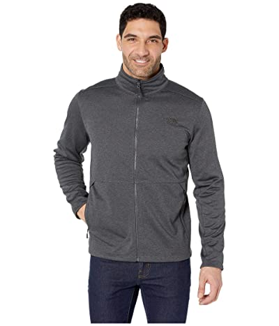 The North Face Apex Canyonwall Jacket (TNF Dark Grey Heather) Men