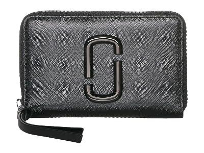 Marc Jacobs Small Standard Wallet (Black) Handbags