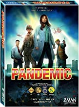 Pandemic board game ‐ English edition