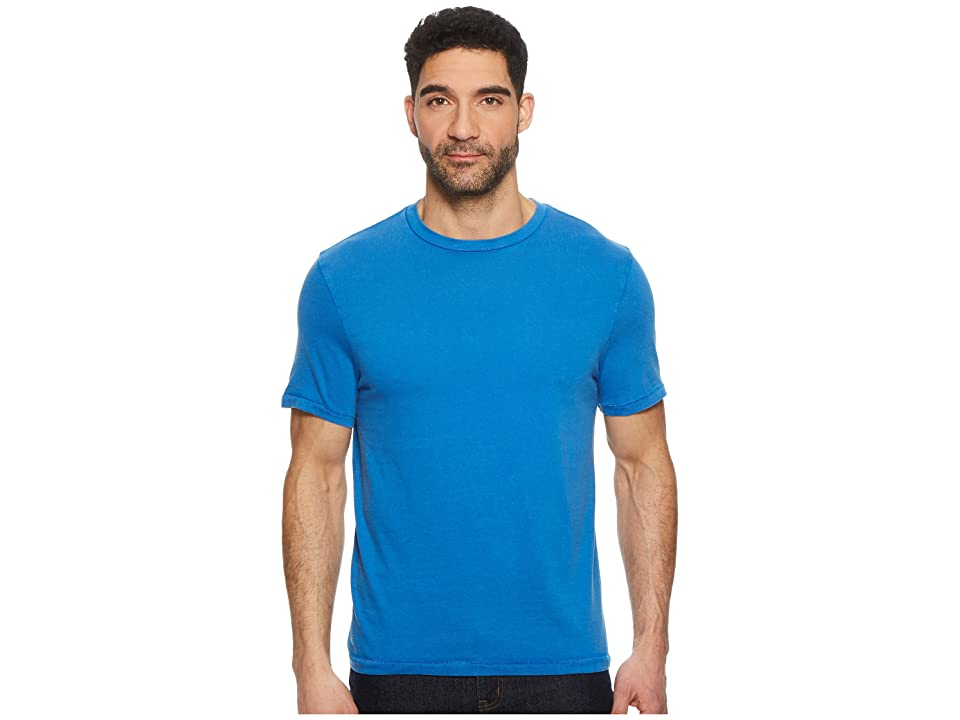 Alternative Heavy Wash Jersey Outsider Tee (Royal) Men's T Shirt, Navy