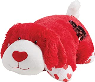 Pillow Pets Valentine Red Pup 11