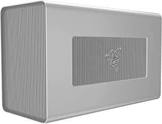 Razer Core X - Mercury White 外付けGPU(eGPU)BOX ThunderBolt 3 650W Windows Mac 両対応【日本正規代理店保証品】RC21-01310200-R3J1