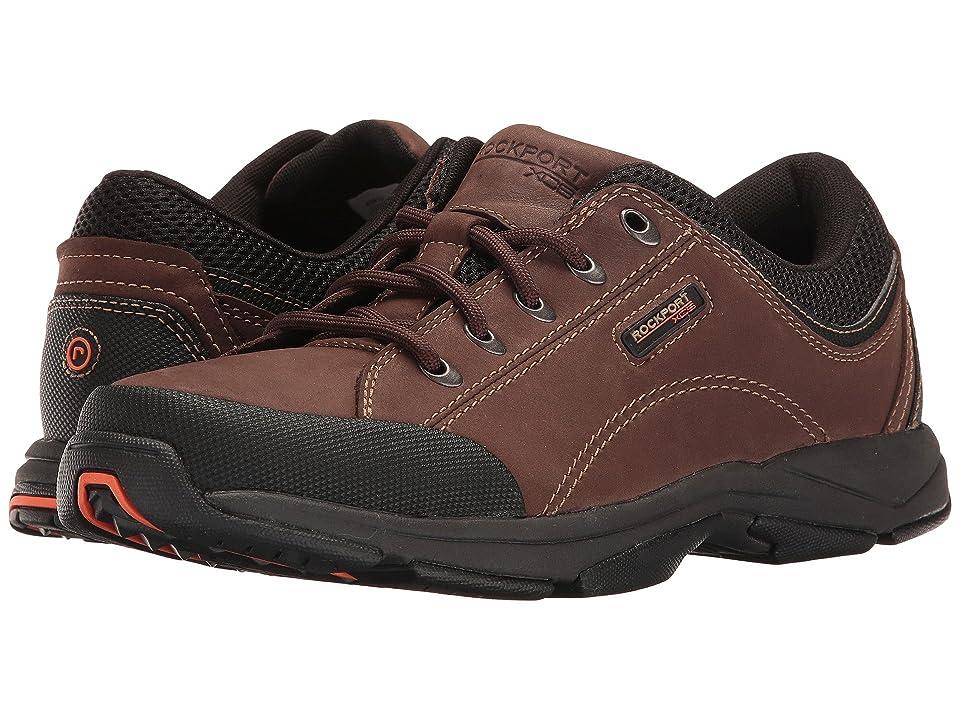 BrownblackMen's Rockport Lace Shoes Chransondark Up Casual kn08wOP