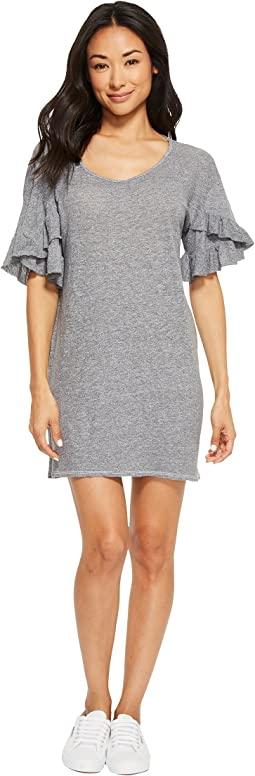 Lanston - Ruffle Tee Dress
