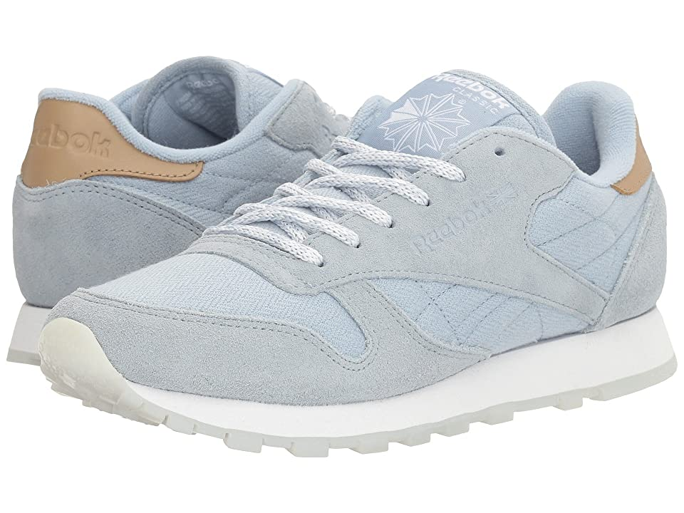 Reebok Lifestyle Classic Leather Sea-Worn (Gable Grey/White) Women