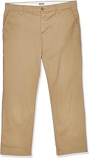 سروال رجالي كاجوال تي اف او سكوام لايك قابل للتمدد بقصة مستقيمة تشينو تويل من تيمبرلاند