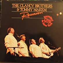Clancy Brothers & Tommy Makem: Reunion - Recorded Live In New York (Vinyl LP)