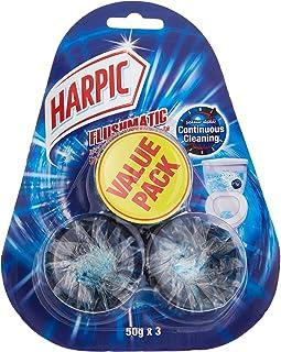 Harpic Flushmatic Original Toilet Cleaner, 50 gm x 3