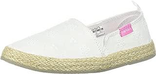 Kids Ari Girl's Espadrille Slip-On Loafer Flat