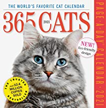 365 Cats Page-A-Day Calendar 2021 PDF