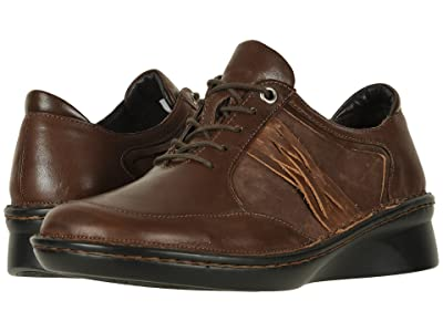 Naot Mezzo (Toffee Brown Leather Combo) Women