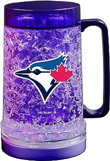 MLB Toronto Blue Jays LED Light-Up Freezer Mug, 16-Ounce
