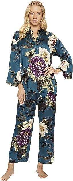 N by Natori - Floral Dynasty PJ Set