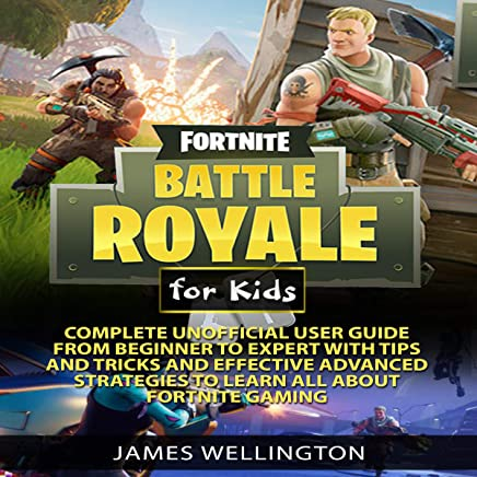Amazon.com: Fortnite Battle Royale for Kids: Complete ...