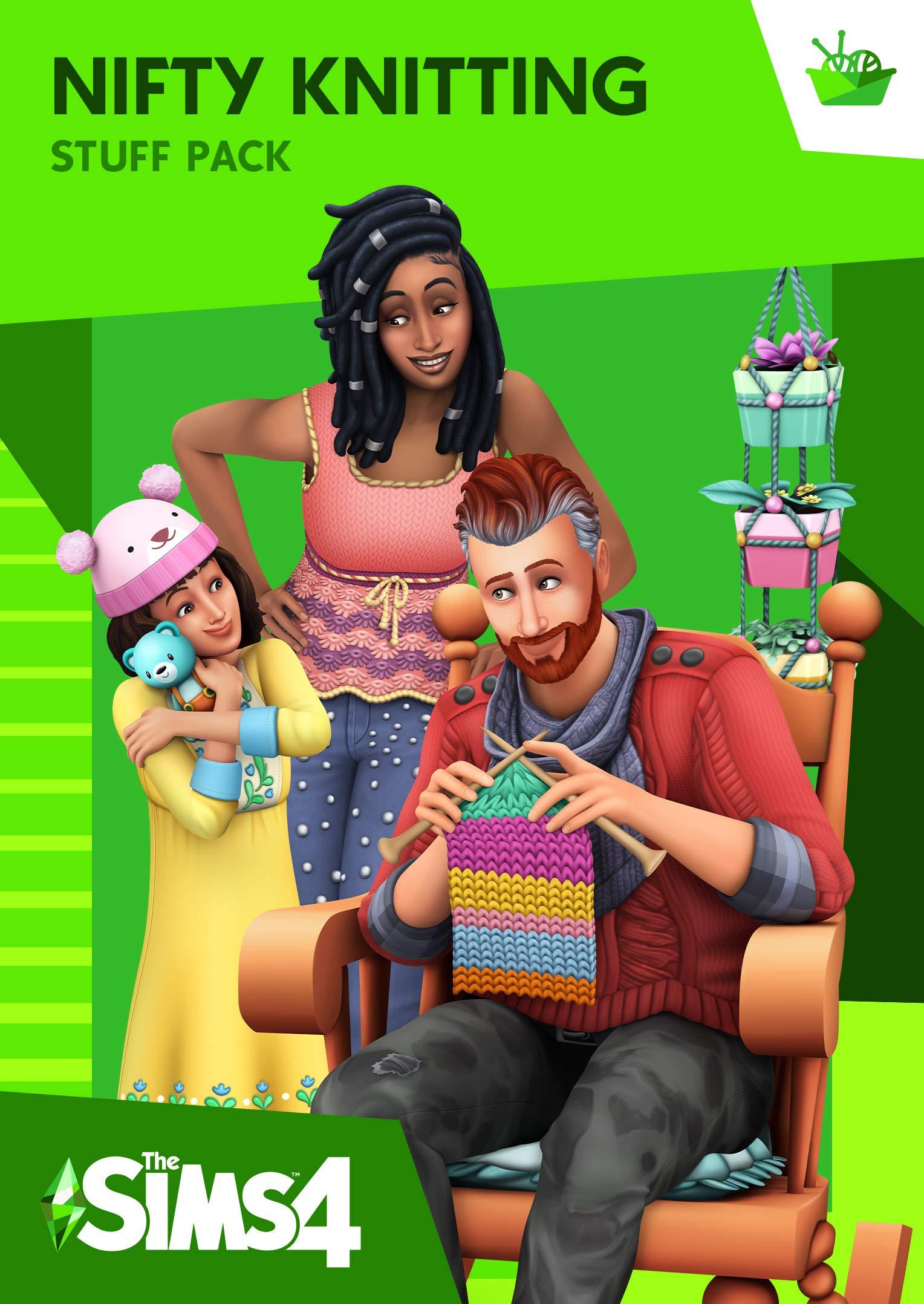 Los Sims 4 Portentos del Punto Pack de Accesorios | Código Origin para PC: Amazon.es: Videojuegos