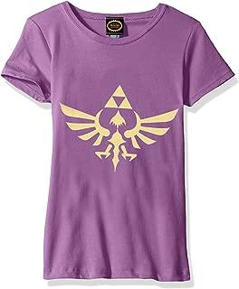 Girls' Zelda Triumphant Triforce Graphic Tee
