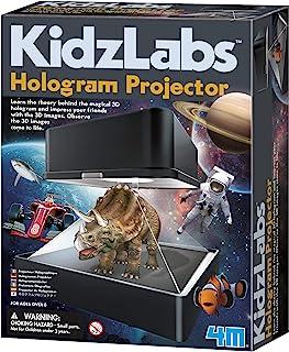 4M 3809 3D Dinosaur Hologram Projector Kids Science Kit