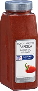 McCormick Culinary Hungarian Style Paprika, 18 oz.