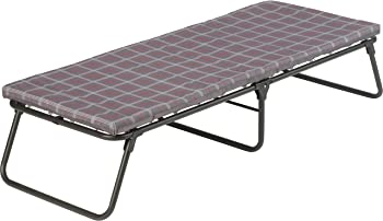 Coleman Comfort Smart Foldable Camping Cot With Foam Mattress
