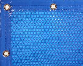 International Pool Protection Cobertor Térmico 700 micras GeoBubble para Piscina 3 x 7 Metros con Refuerzo en los Anchos