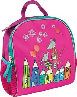 Eberhard Faber Bieżnik (Nos) plecak dziecięcy, 28 cm, jeżyna (różowy) - 10011716