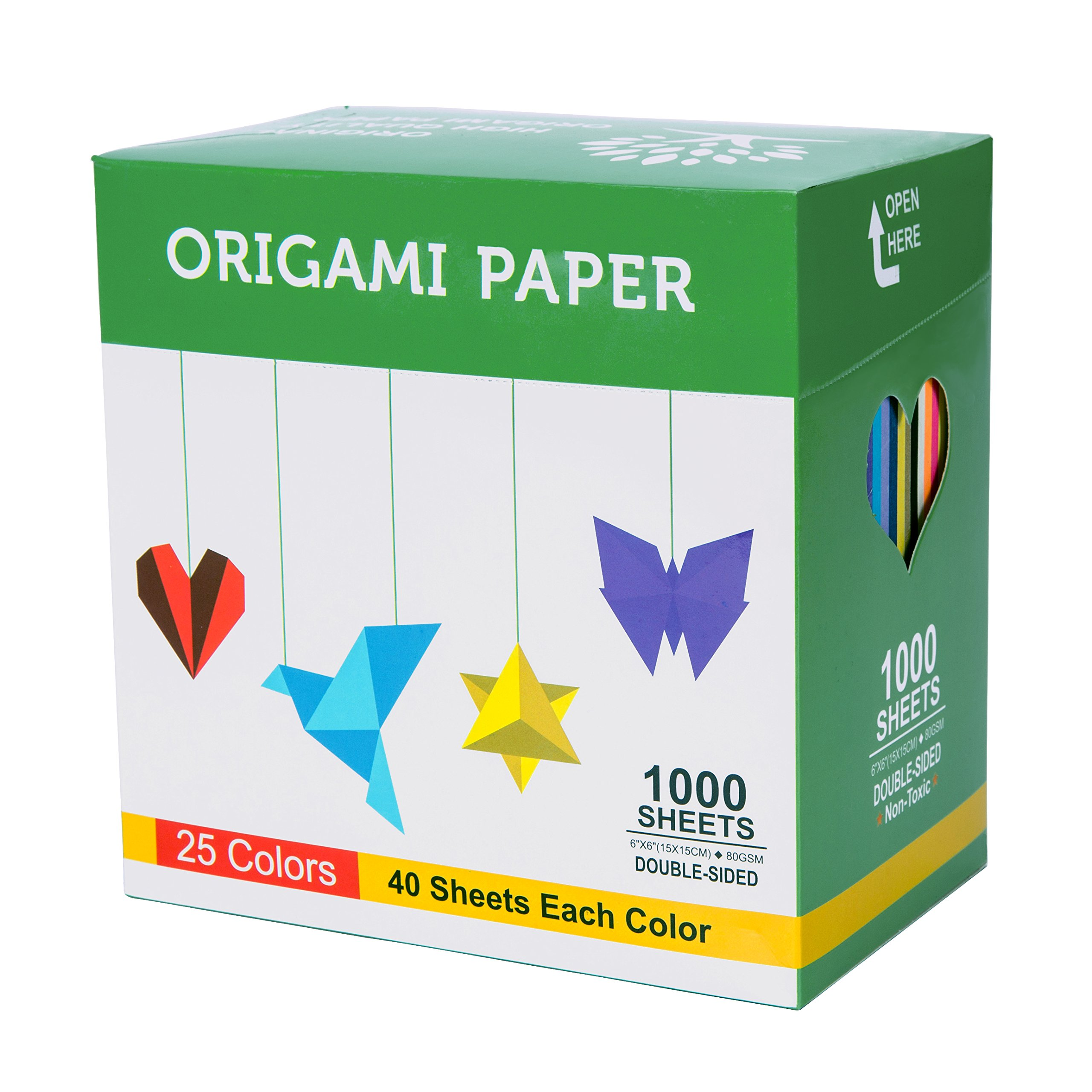 OC2000 Yasutomo One Thousand Origami Cranes Kit