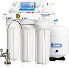 APEC Water Systems Ultimate RO-Hi Top Tier Supreme Certified High Output Fast Flow Ultra Safe Reverse Osmosis Drinking Water Filter System, Rod-Hid, 90 GPD
