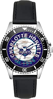 Gift for Charlotte Hornets NBA Basketball Fan Article Watch L-4562