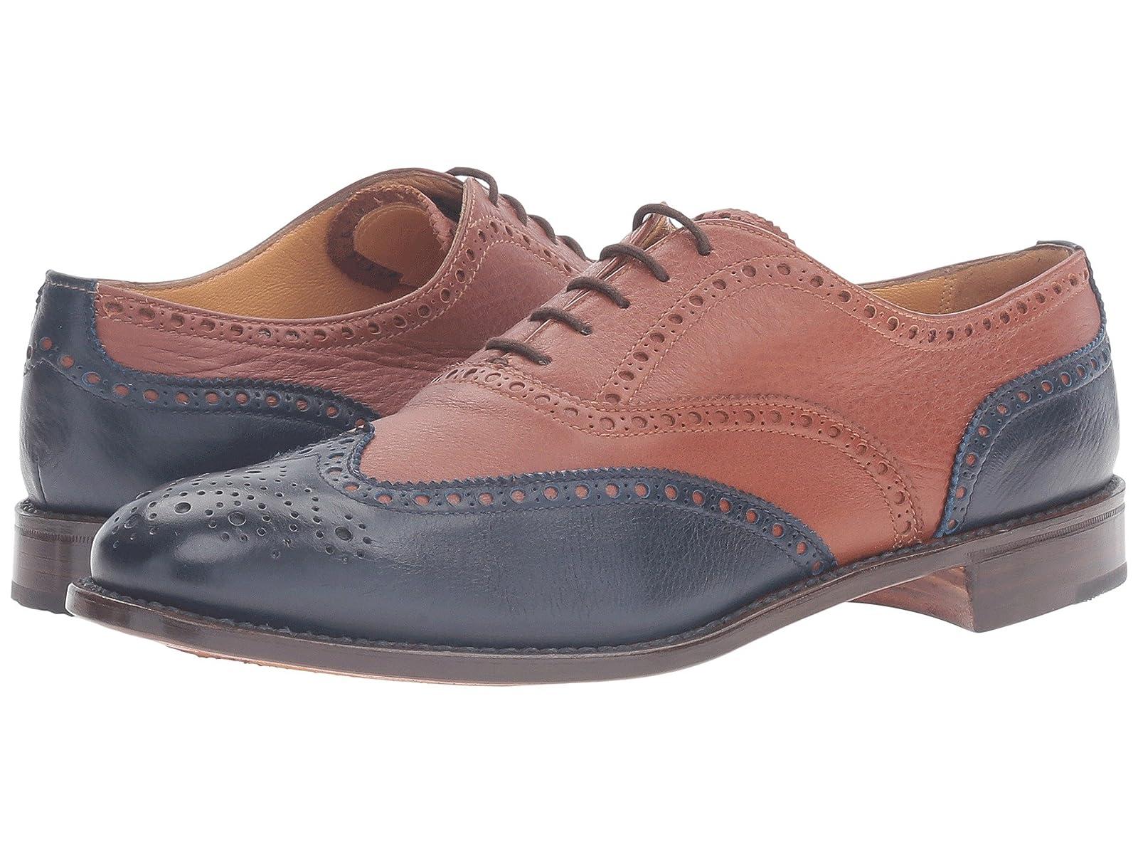 Gravati Calf Toe 5 Eyelet WingtipCheap and distinctive eye-catching shoes