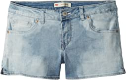 Best Coast Denim Shorty Shorts (Big Kids)